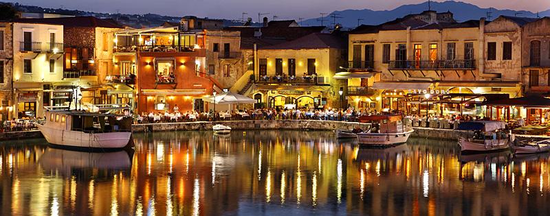 Restaurantes em Creta