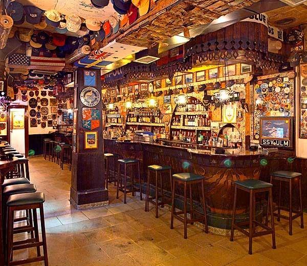 Bar El Mondo em Creta