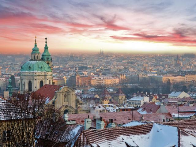 Fuso Horário   República Checa