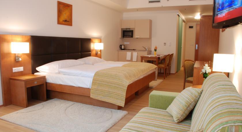 Hotel Ankora em Praga