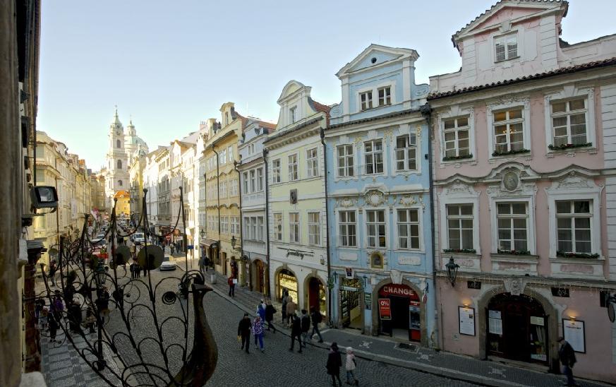 Cidade Pequena em Praga | República Checa