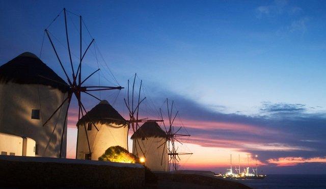 Passeios românticos em Mykonos | Grécia