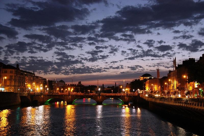 O que fazer à noite em Dublin na Irlanda