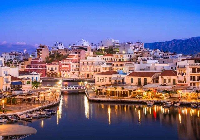 Quanto custa a passagem aérea para Creta | Grécia