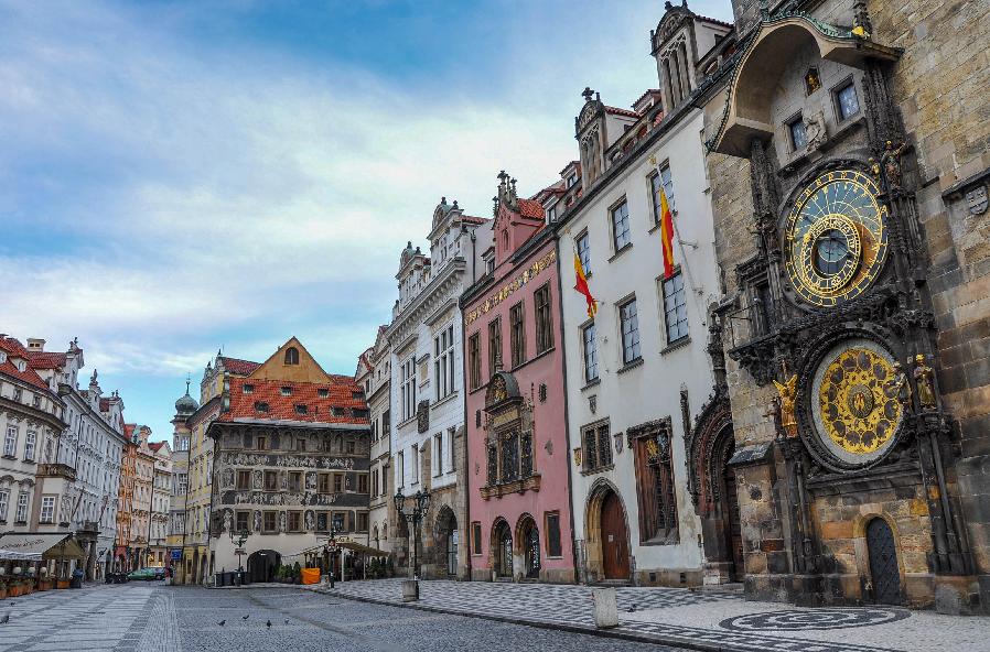 Roteiro de 4 dias em Praga na República Checa