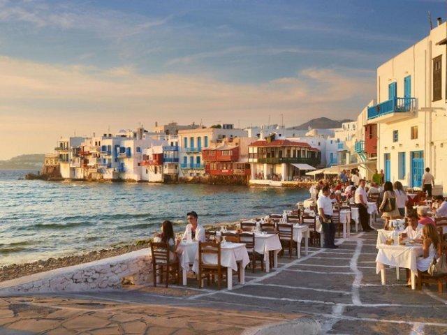 Lua de mel em Mykonos | Grécia
