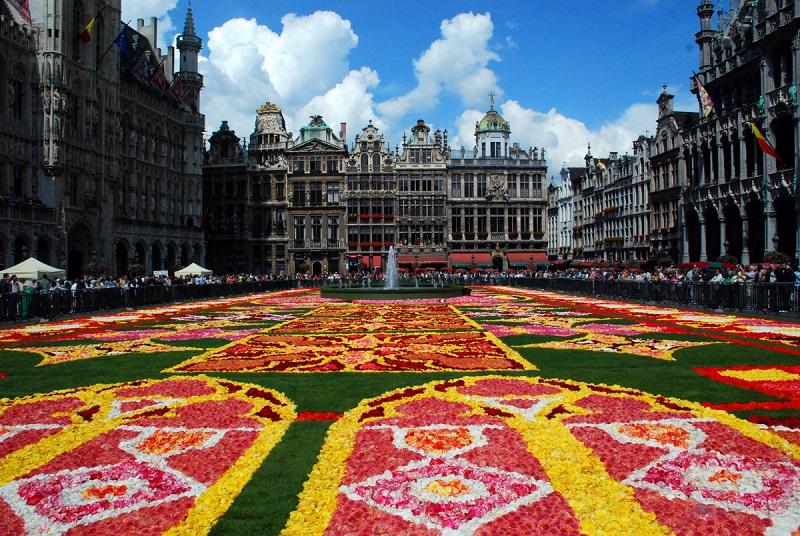 Roteiro de dois dias em Bruxelas na Bélgica