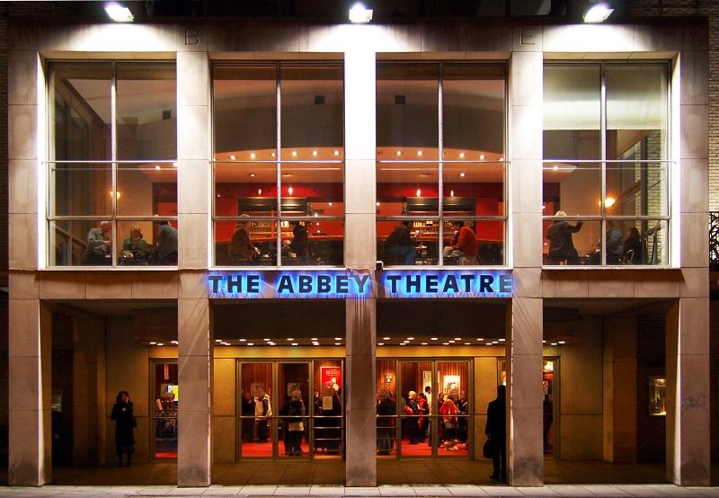 Teatro Abbey em Dublin