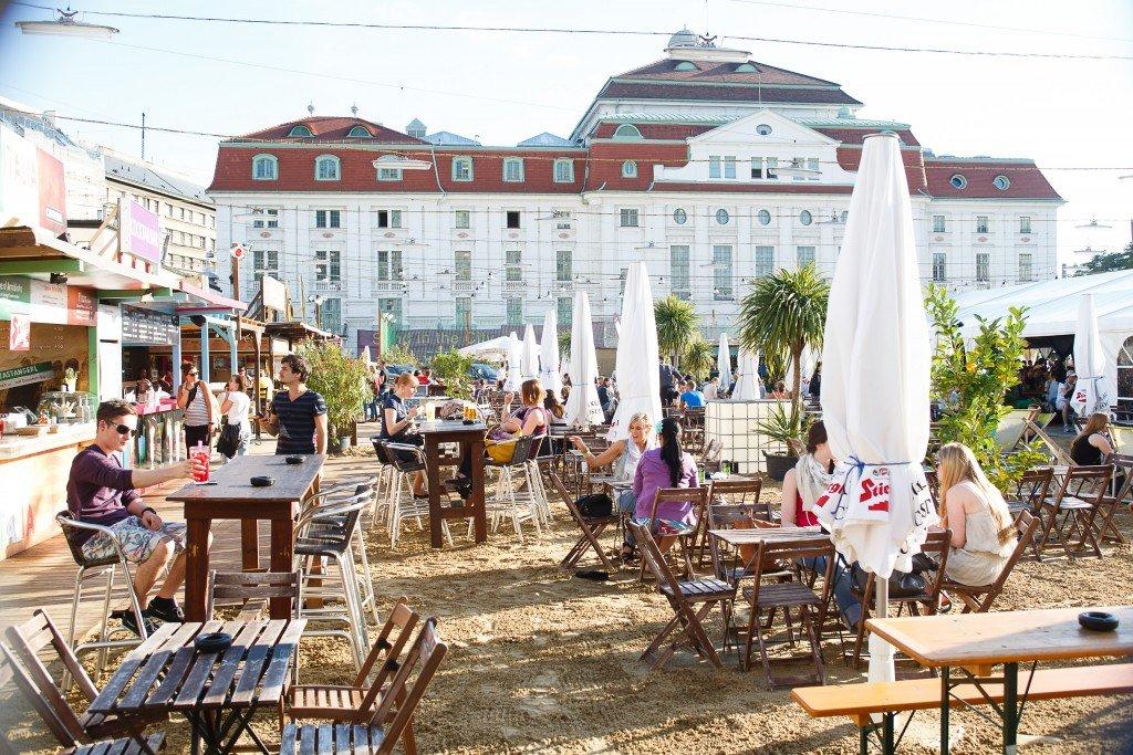 Verão em Viena