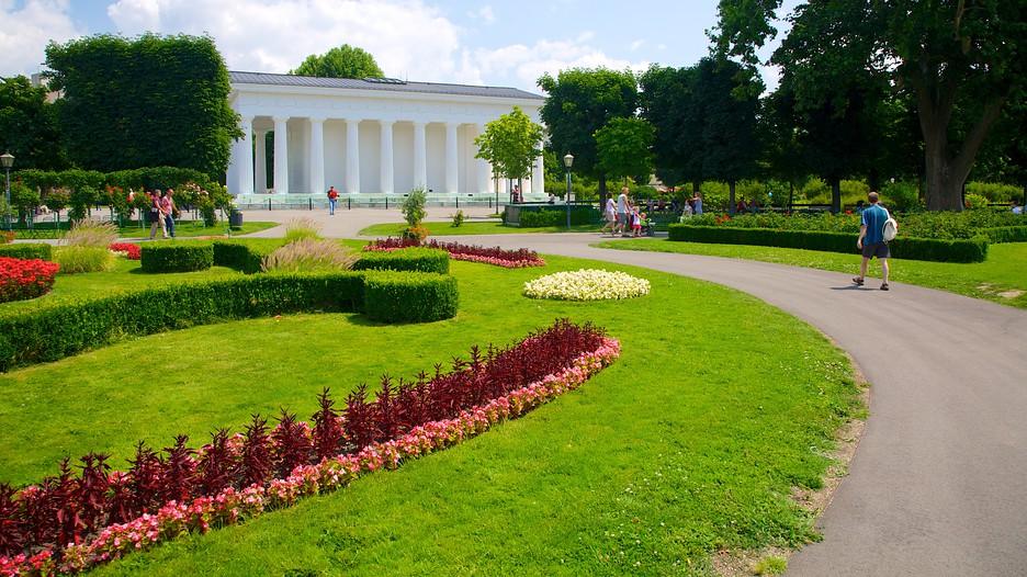 Volksgarten em Viena