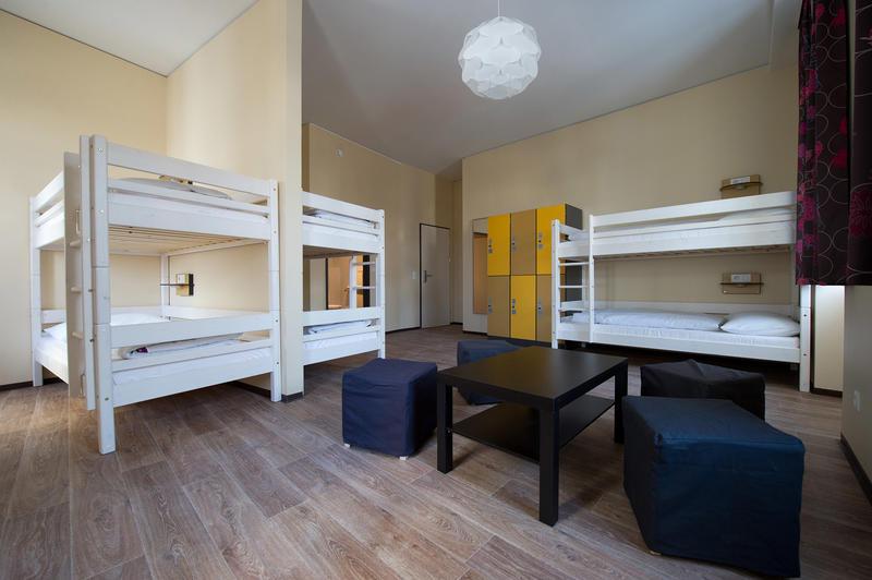 Wombats City Hostel Viena