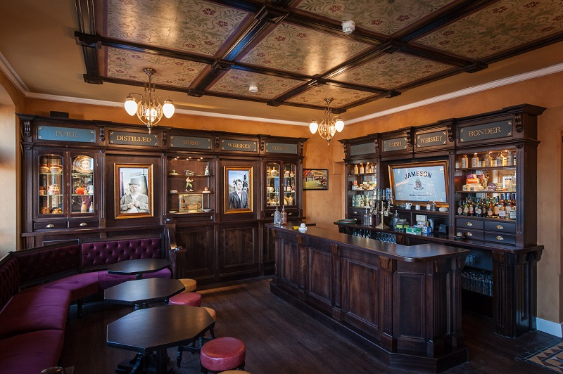 Roteiro de três dias em Dublin: Museu do Whiskey Irlandês