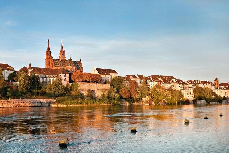 Basileia na Suíça