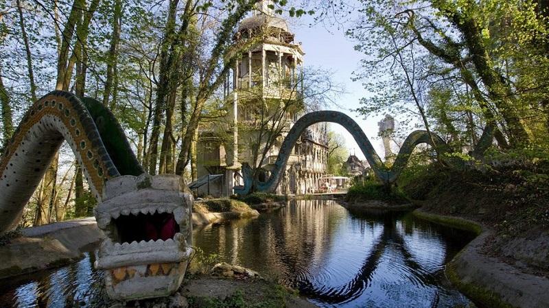 Bruno Weber Park em Zurique