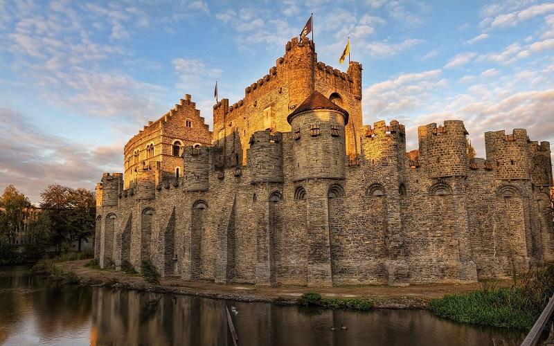 Principais Cidades Turísticas da Bélgica