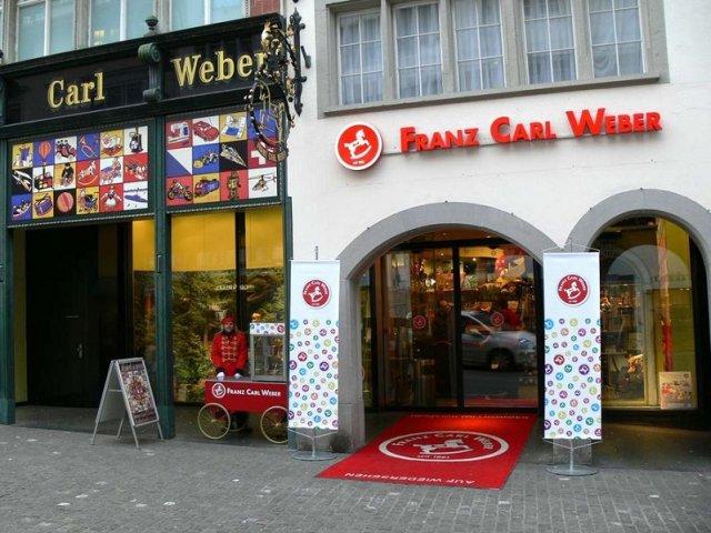 Compras em Zurique   Suíça