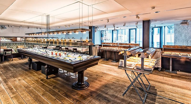 Restaurante Haus Hiltl em Zurique