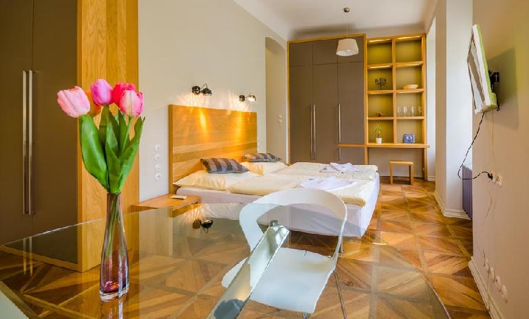 Hotel Historic Centre Apartments III em Praga