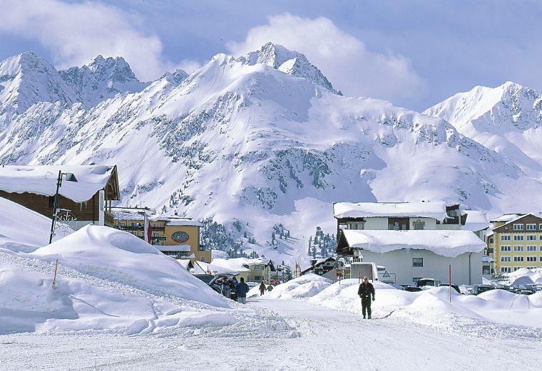 Innsbruck na Áustria