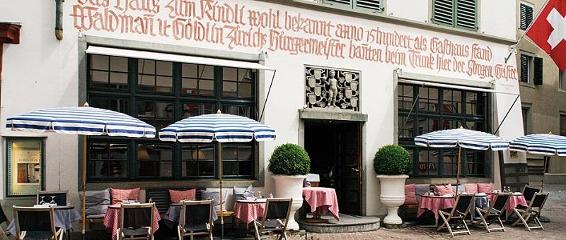 Restaurante Kindli em Zurique