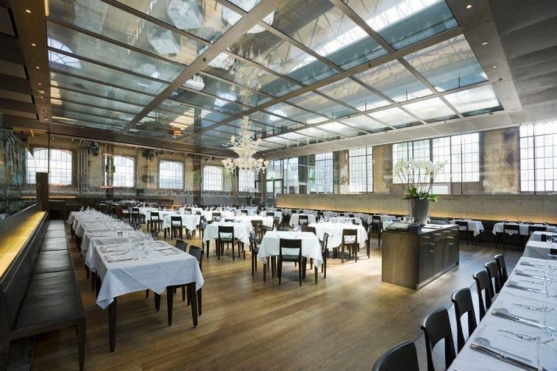Restaurante La Salle em Zurique