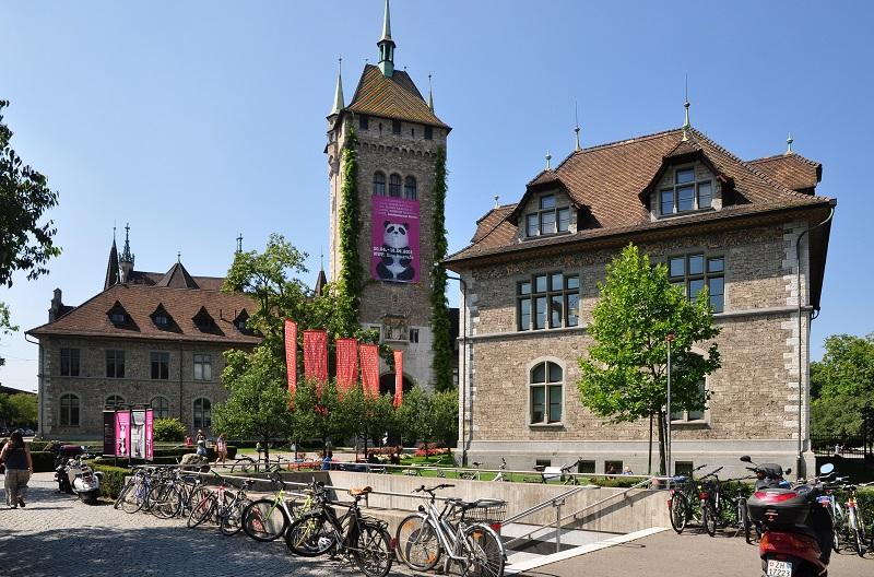 Museu Landesmuseum em Zurique