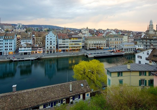 O que fazer em Zurique   Suíça