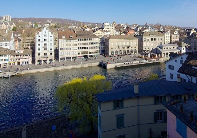 Roteiro de um dia em Zurique   Suíça