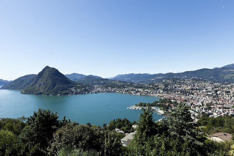 Lugano na Suíça