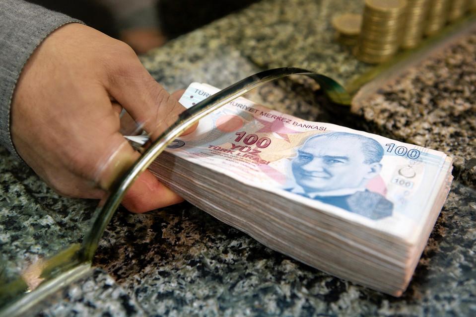 Dinheiro na Turquia