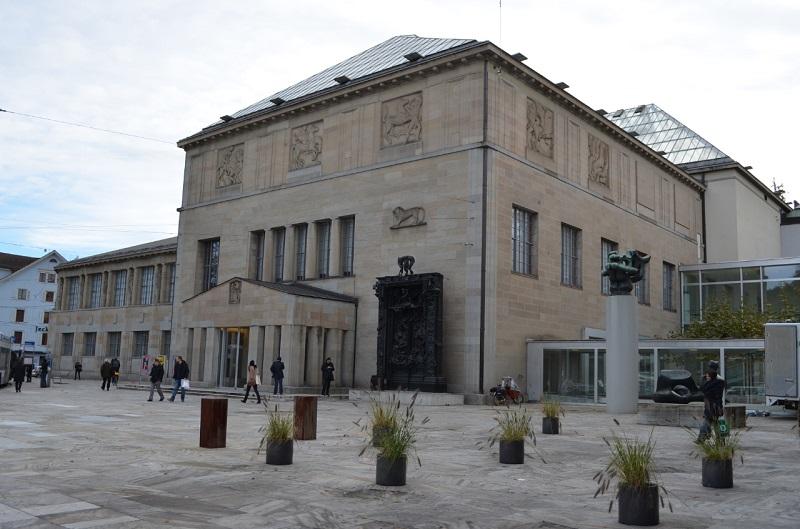 Museus em Zurique em Suíça