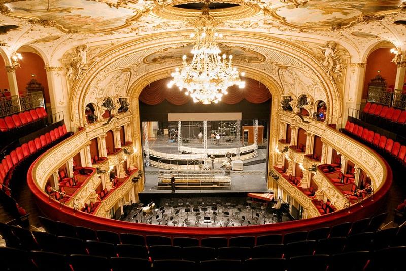 Opernhaus Zürich em Zurique