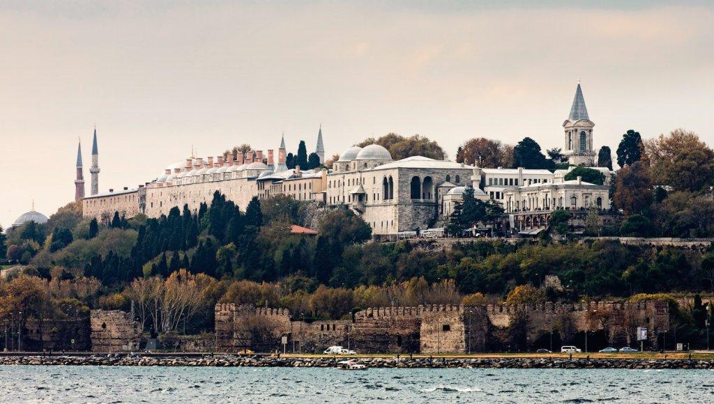 Palácio de Topkapi em Istambul