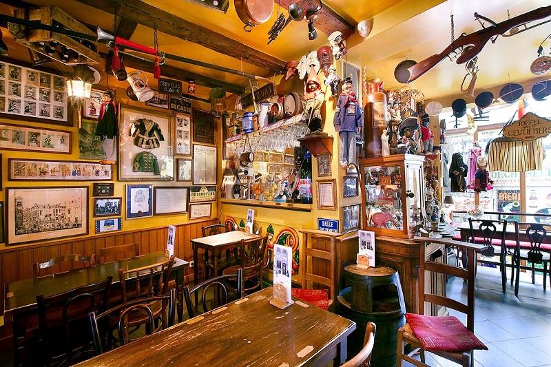 Bar em Bruxelas