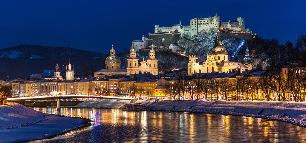Salzburg na Áustria