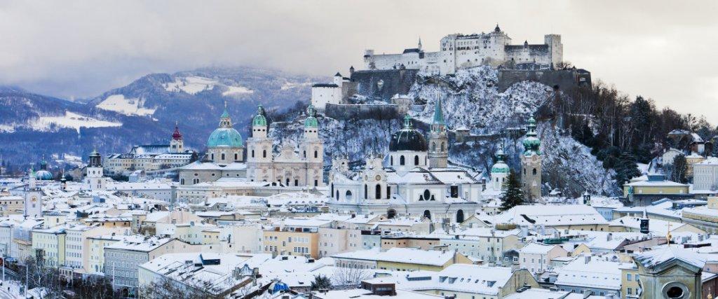Salzburgona Áustria