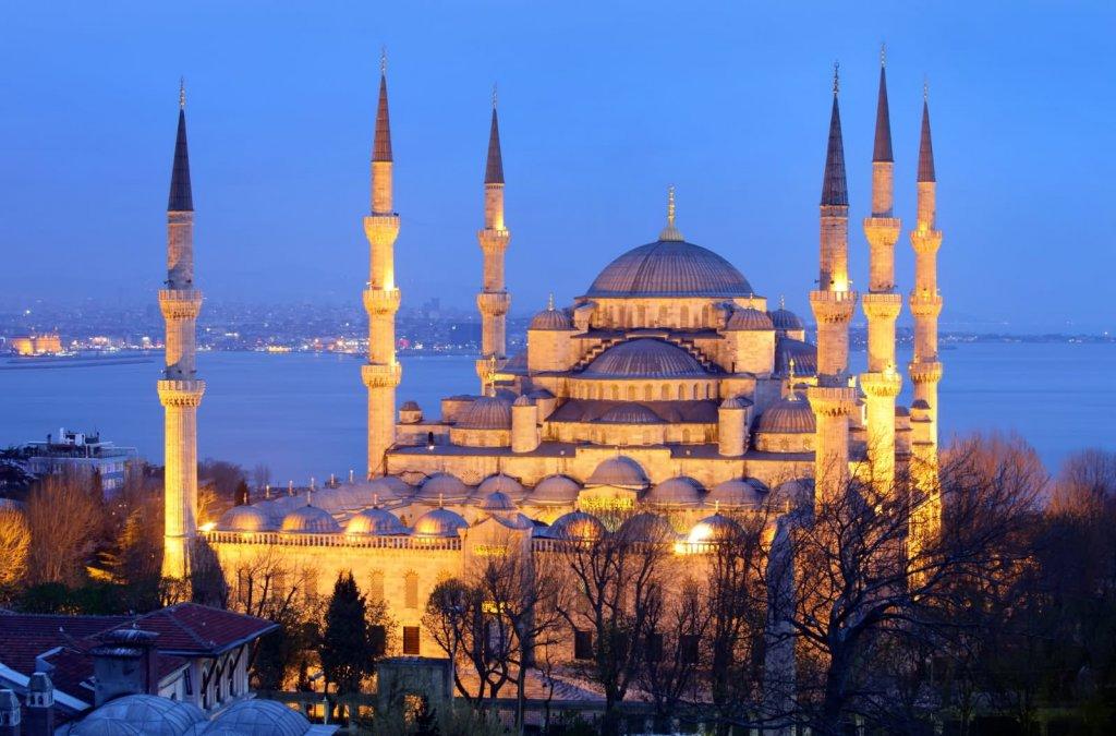 Mesquita Azul em Istambul