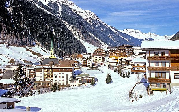 Alberg na Áustria