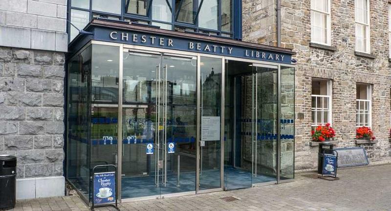 Biblioteca Chester Beatty