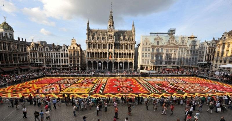 Bruxelas na Bélgica
