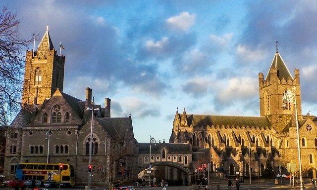 Catedral da Santíssima Trindade | Irlanda