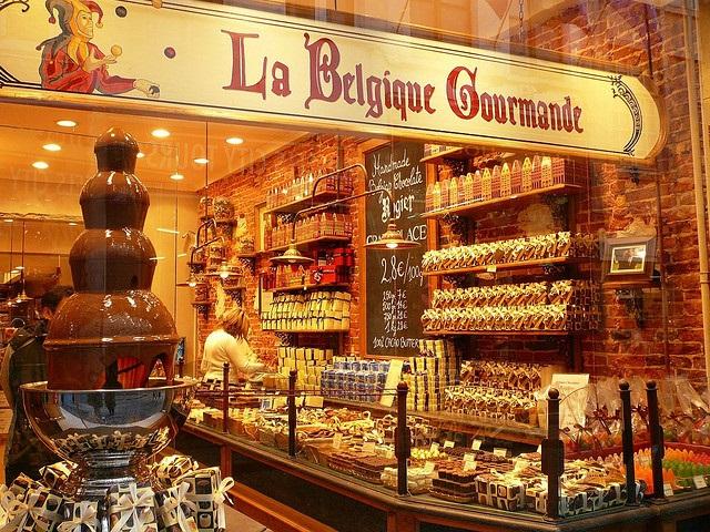 La Belgique Gourmande em Bruxelas
