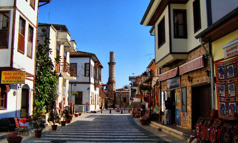 Antália na Turquia