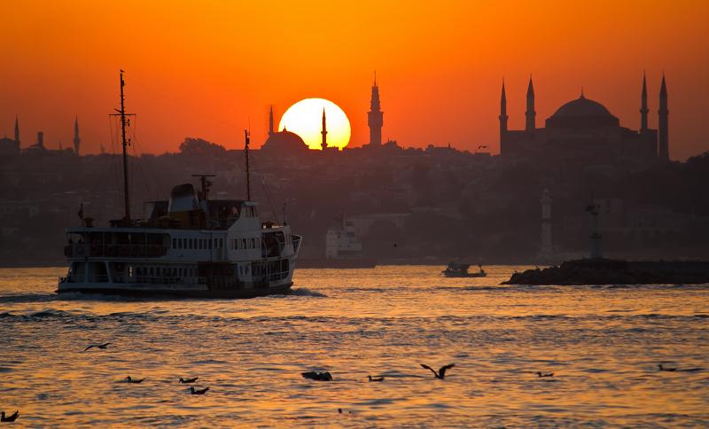 Istambul na Turquia