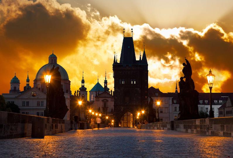 5 hotéis legais perto da Ponte Carlos em Praga na República Checa