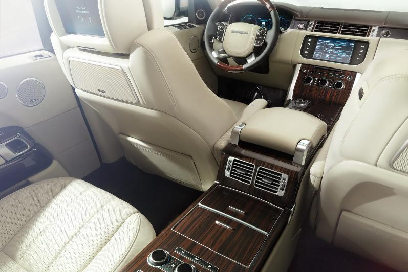 Interior do carro na Turquia