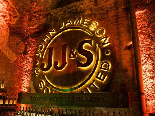 Destilaria Old Jameson | Irlanda