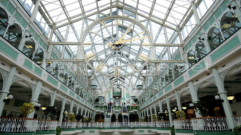 Roteiro de cinco dias em Dublin: Shopping Stephen's Green