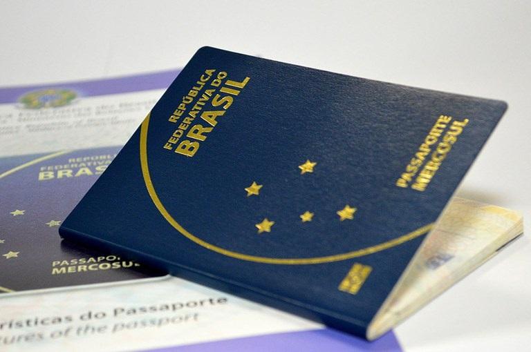 Documentos para alugar carro na Suíça - Passaporte