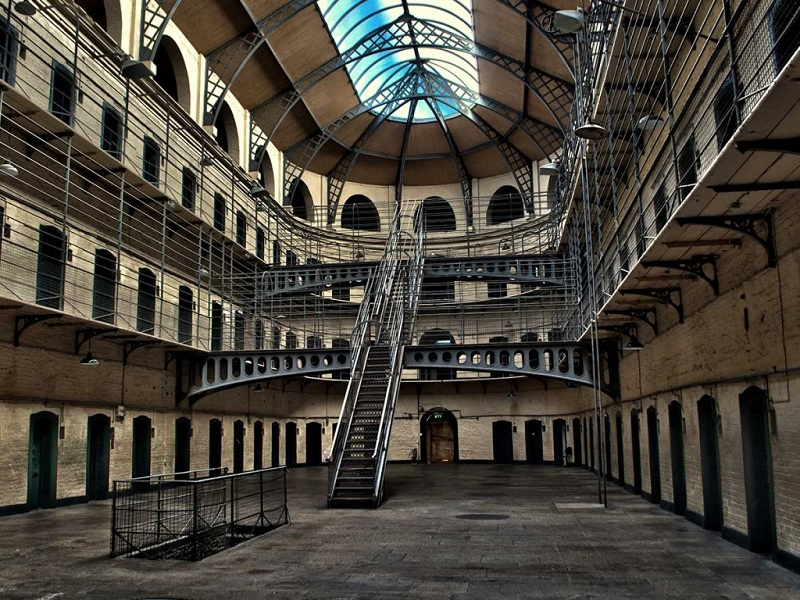 Ala Leste de Kilmainham Gaol
